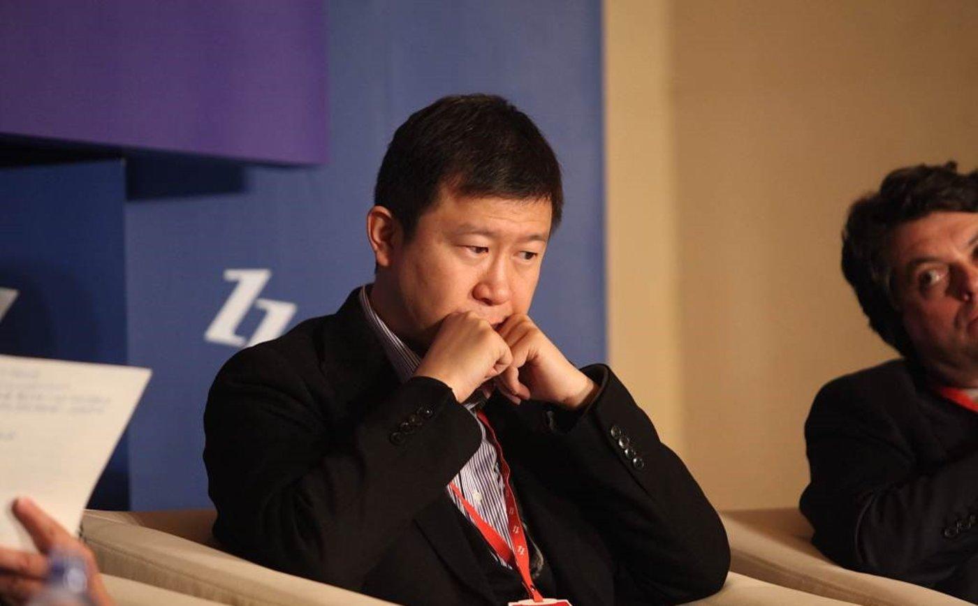 唐越,图片来源@视觉中国