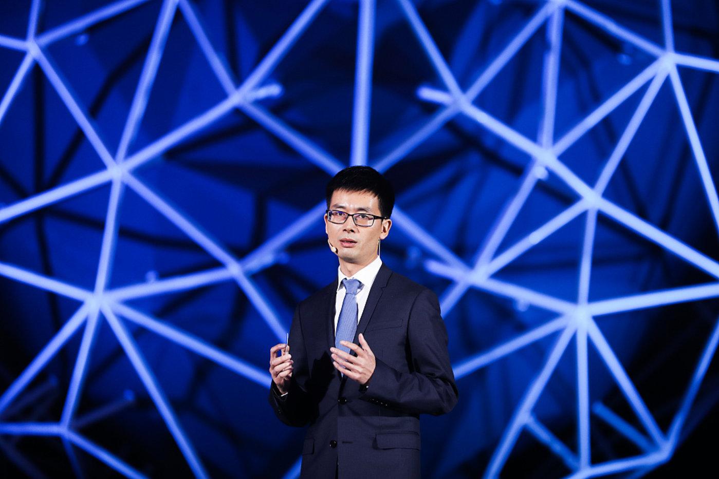 京东金融CEO陈生强,图片来源于视觉中国