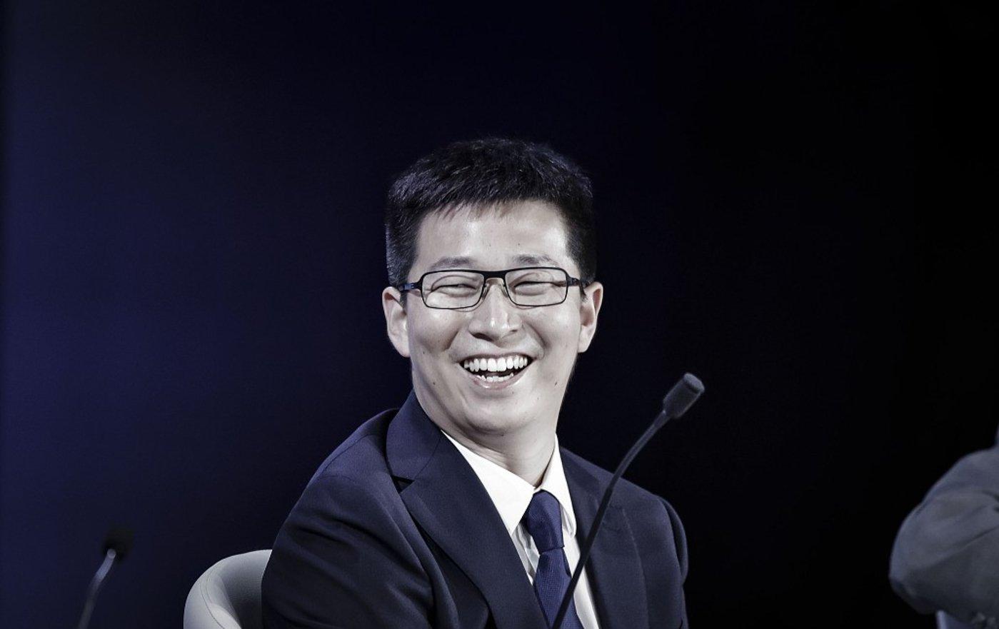 戴威,图片来源@视觉中国