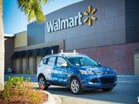 福特与沃尔玛合作推出自动驾驶汽车送货服务 | 一线车讯