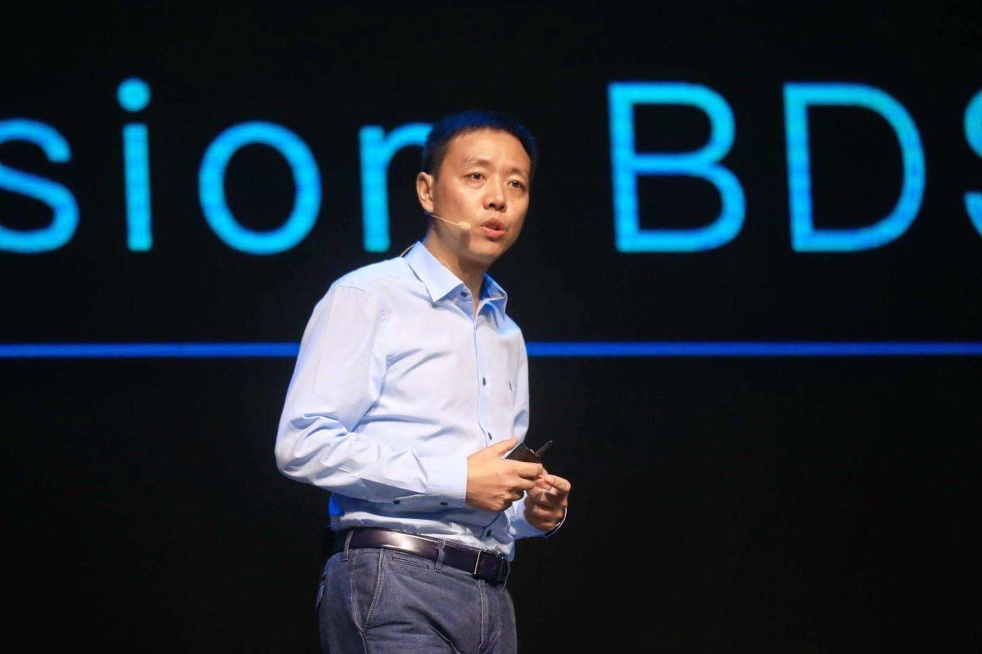 千寻位置CEO 陈金培