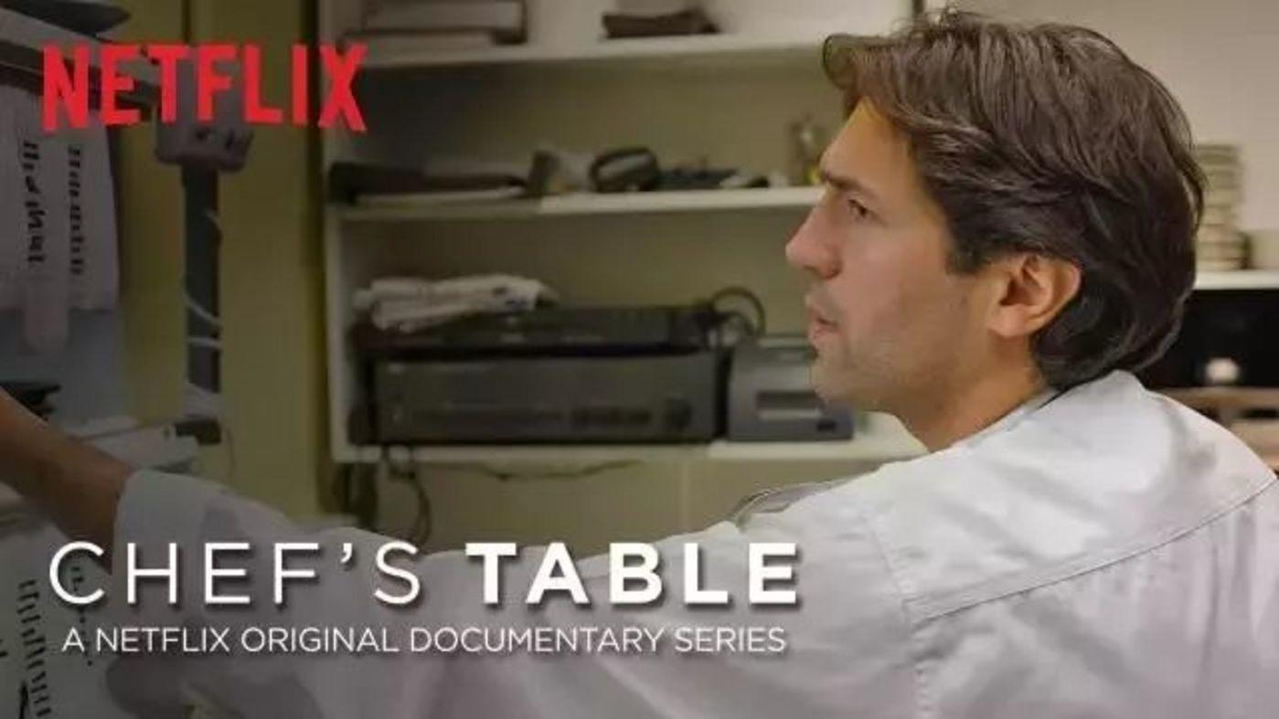 Netflix纪录片《主厨的餐桌》
