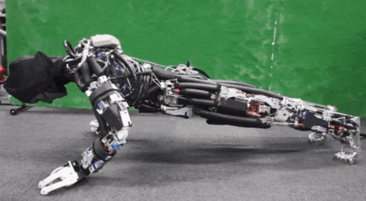 Kengoro机器人