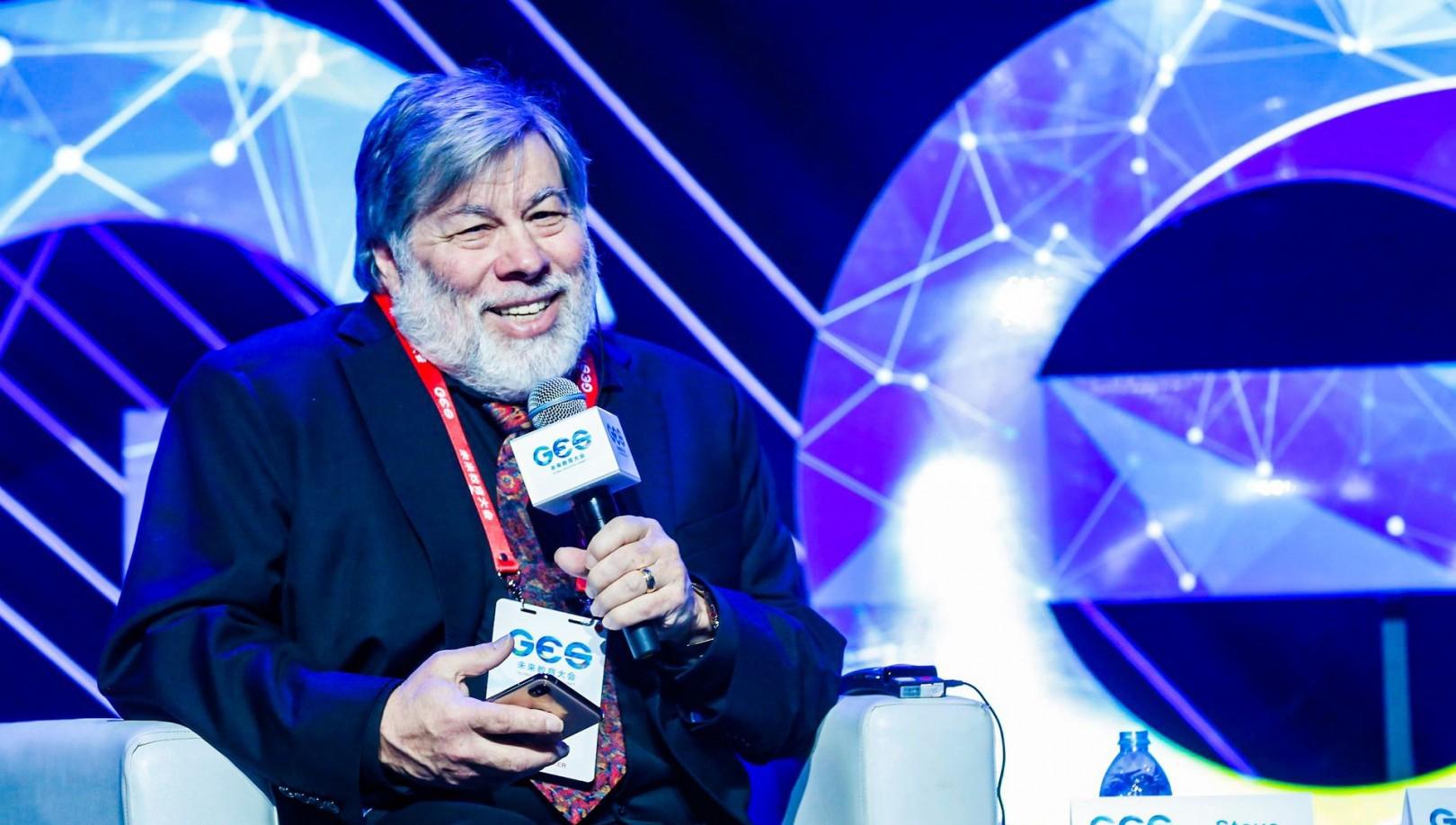 对话苹果联合创始人Steve Wozniak:编程教育才能开启未来创意时代