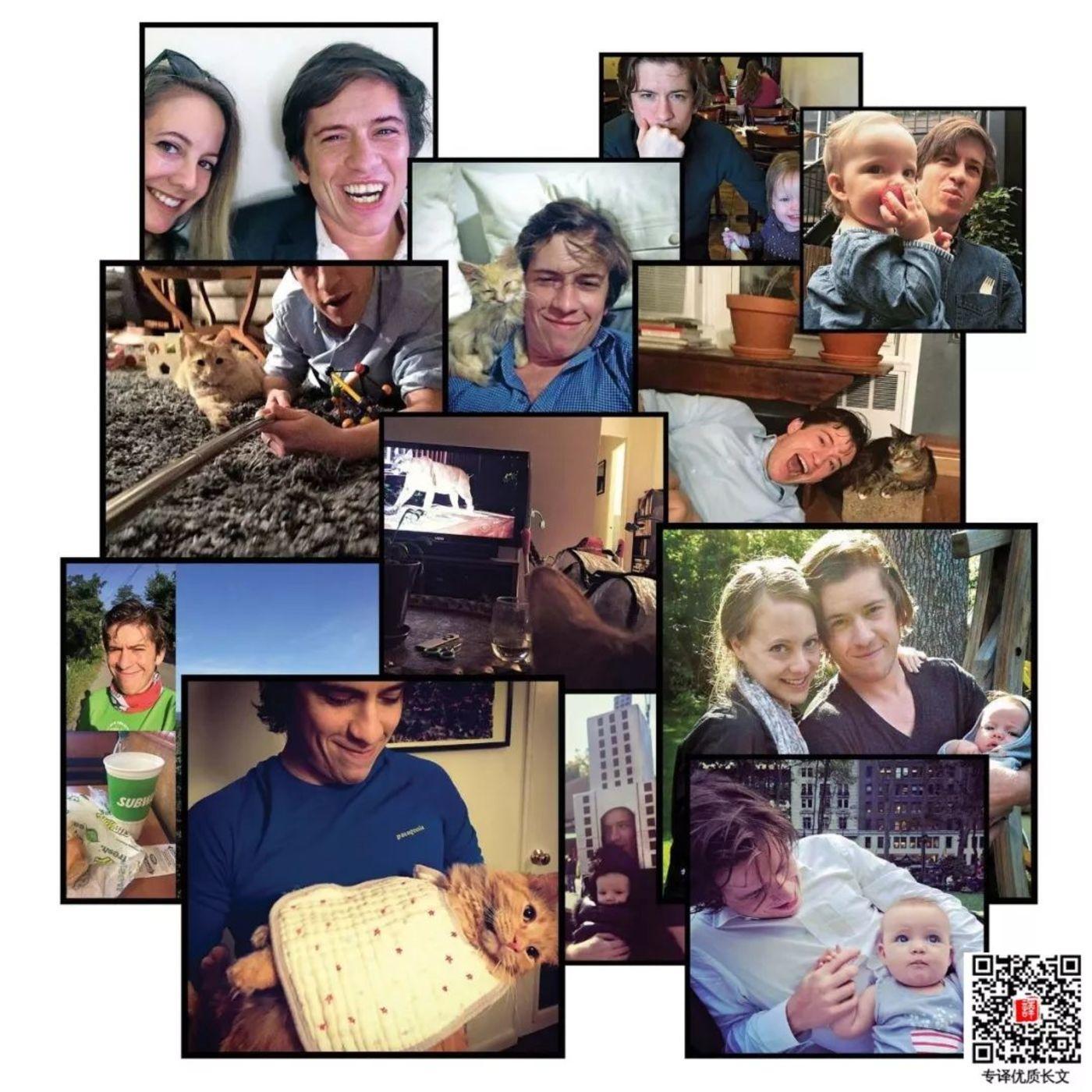 之前Chafkin的个人账户中充满着普通又日常的照片。来源:Instagram