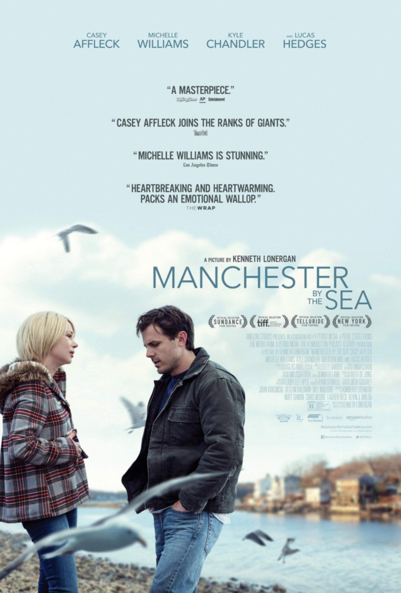 电影《海边的曼彻斯特》海报