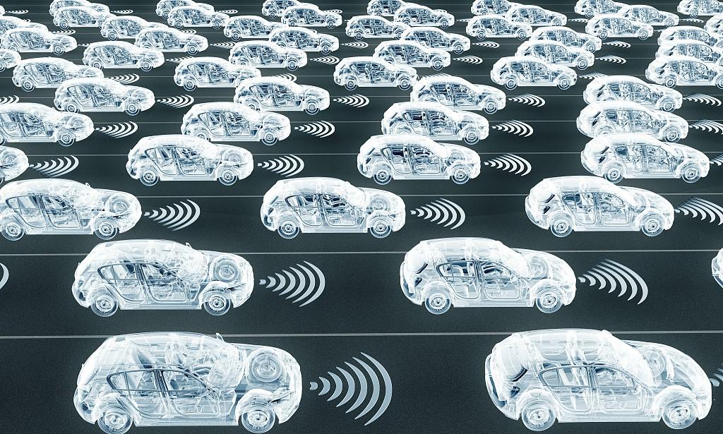 2018,中美七大互联网巨头自动驾驶盘点