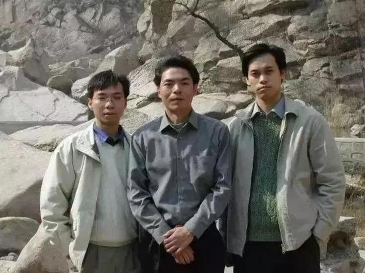 青年时期张小龙【中】