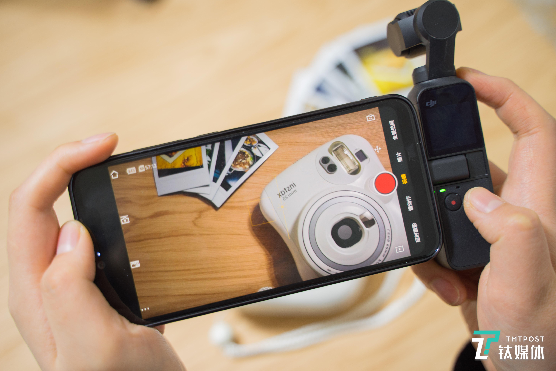 大疆灵眸口袋相机等效26mm的视角还是有一定局限性