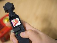 能否成为完美的Vlog神器?#30475;?#30086;灵眸OSMO口袋云台相机评测 | 钛极客