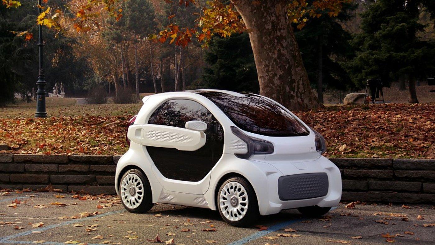 小型电动汽车