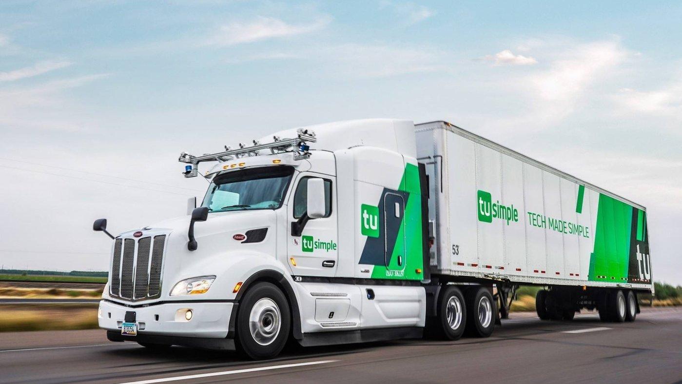 智能商用卡车系统