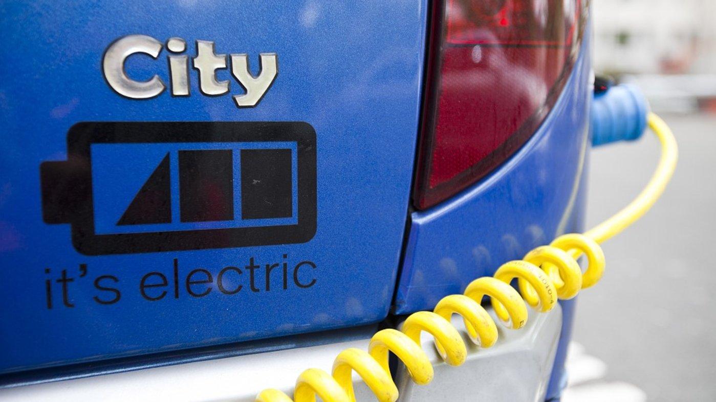 插电混合动力汽车