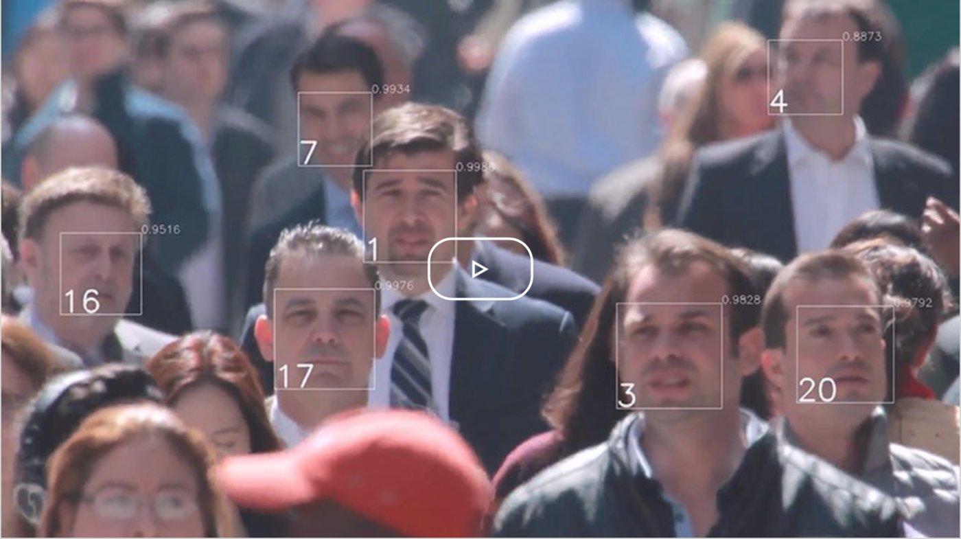 基于计算机视觉的人脸比对功能几乎是四家CV公司起步时共同进入的领域。