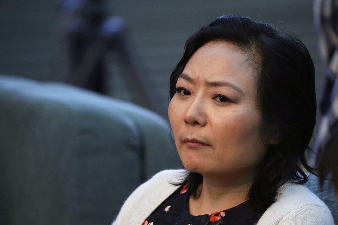 龙湖集团董事长吴亚军,图/视觉中国