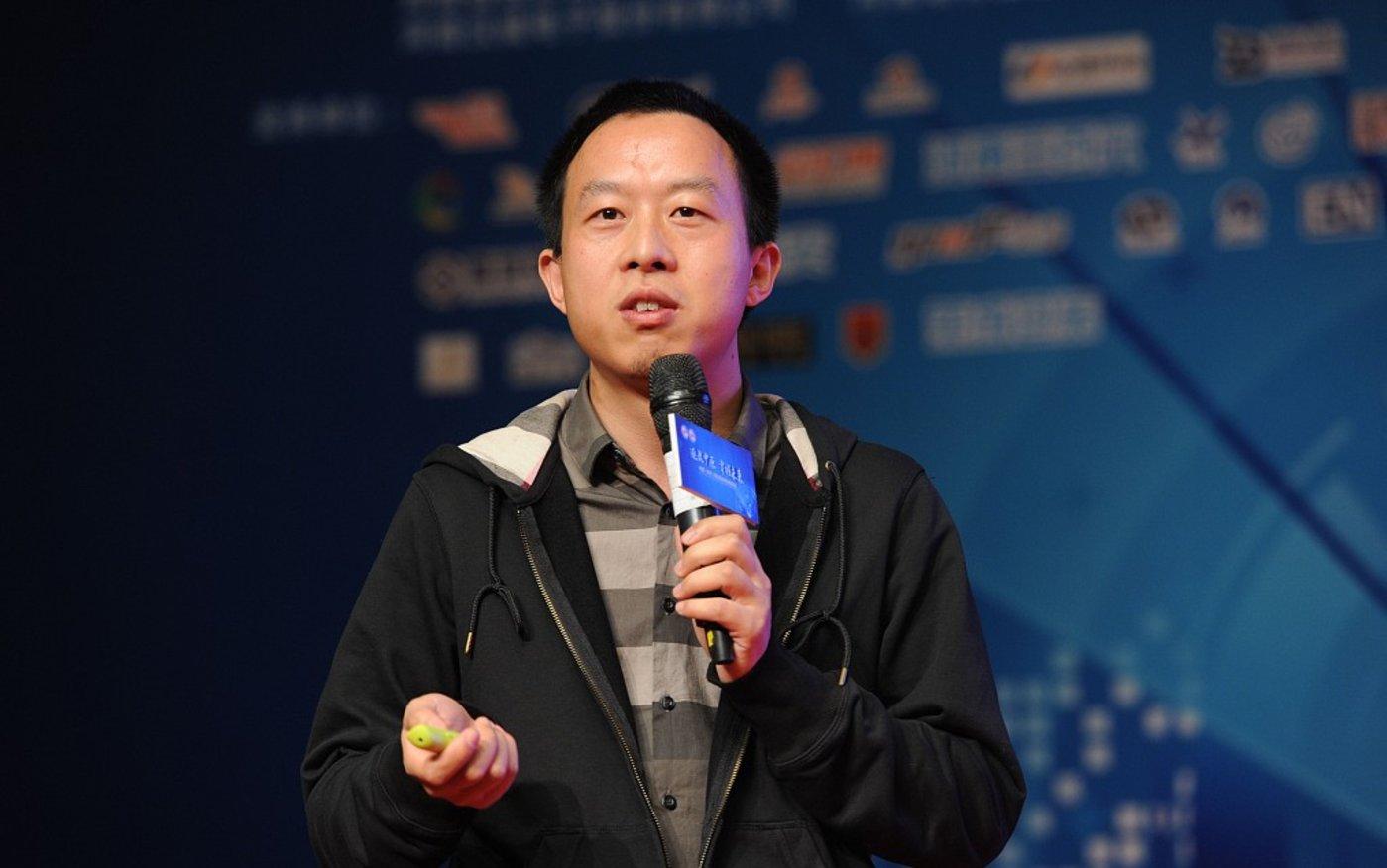 有赞创始人/CEO 白鸦,图片来源@视觉中国