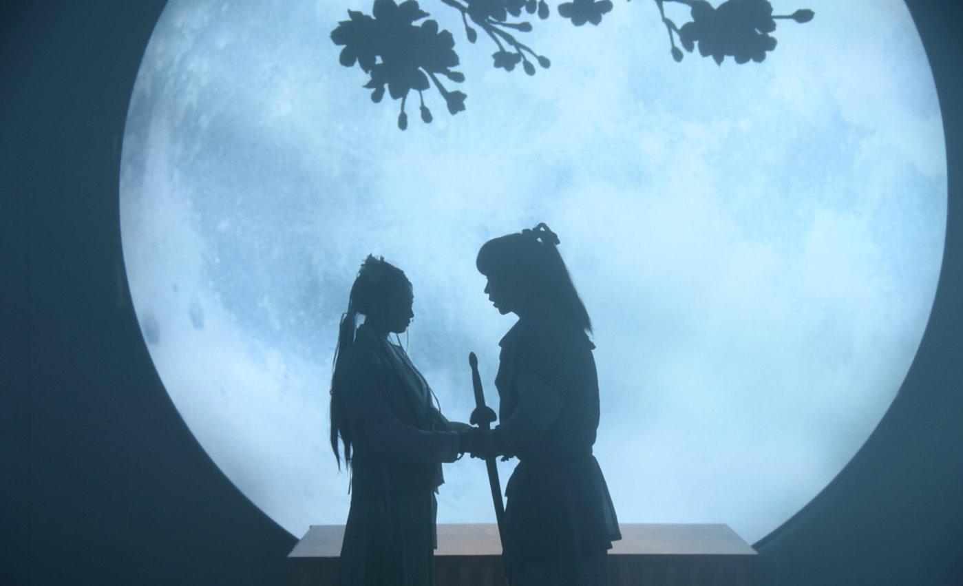 """国内首家""""仙剑奇侠传""""全沉浸密室,图片来源于视觉中国"""