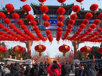 北京庙会求变