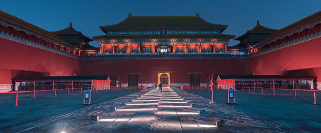 故宫首次开放夜场一票难求,听院长单霁翔揭开爆红背后的秘密