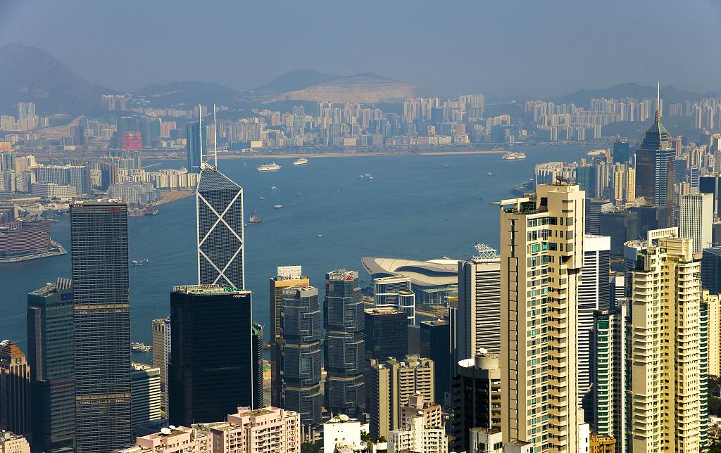 大湾区规划:助推大陆跨越中等收入陷阱,香港再攀金融中心高峰