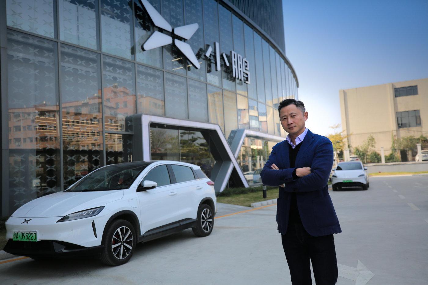 Head of Strategy at XPENG Motors Bobby Bao