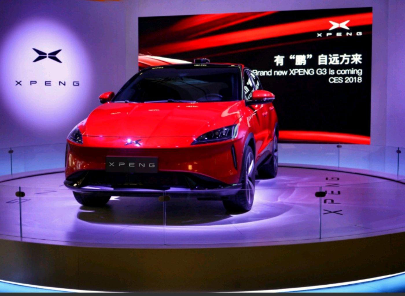XPENG G3, XPENG Motors