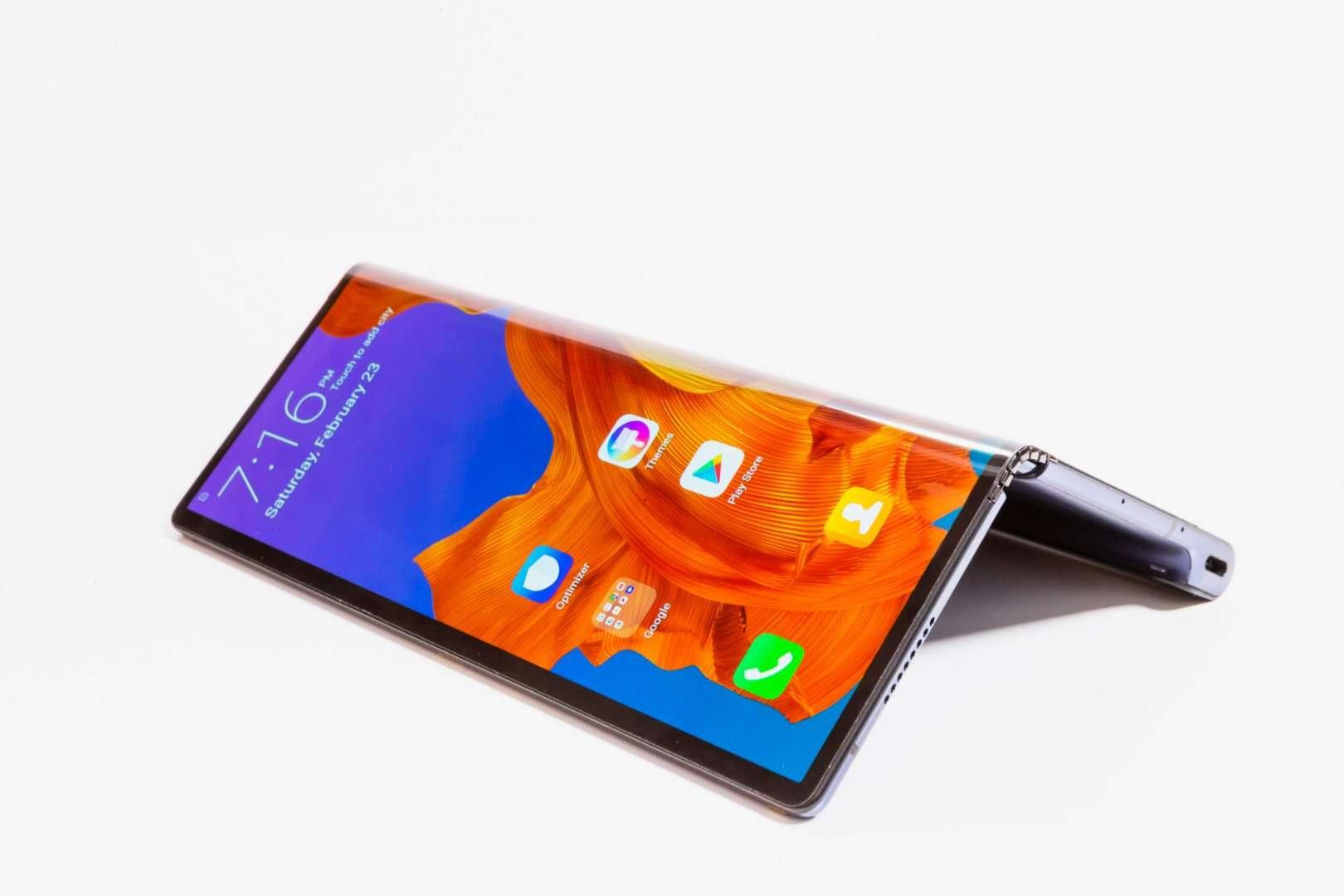 更大、更薄、更贵的5G折叠屏手机,华为Mate X详解