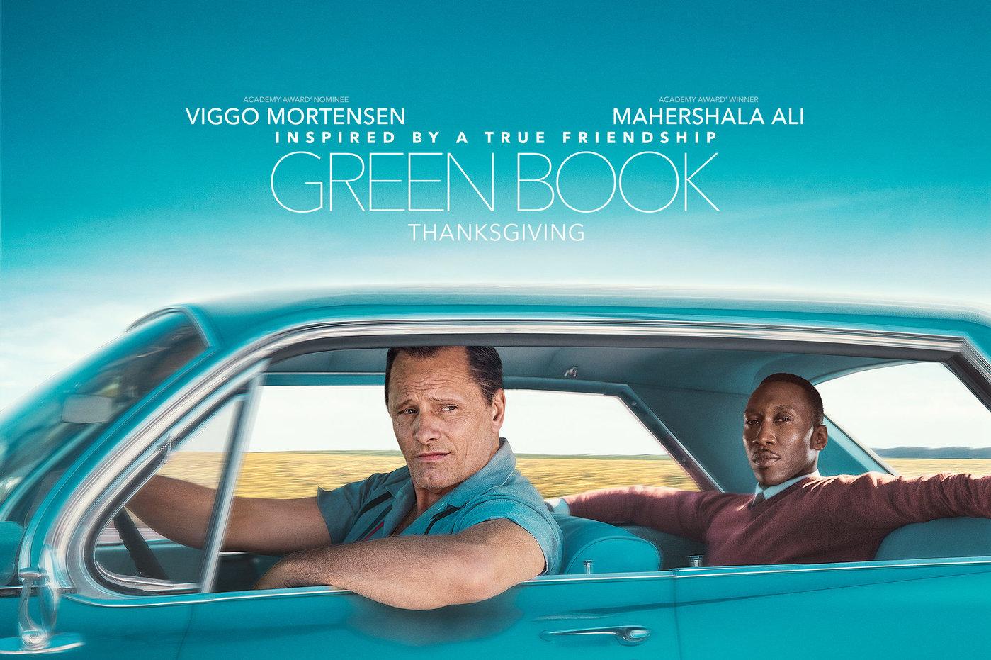第91届奥斯卡金像奖最佳影片《绿皮书》