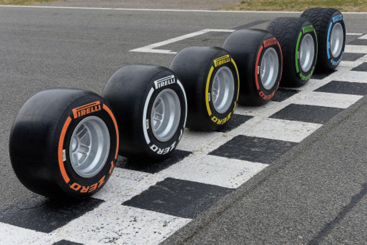 倍耐力智能轮胎