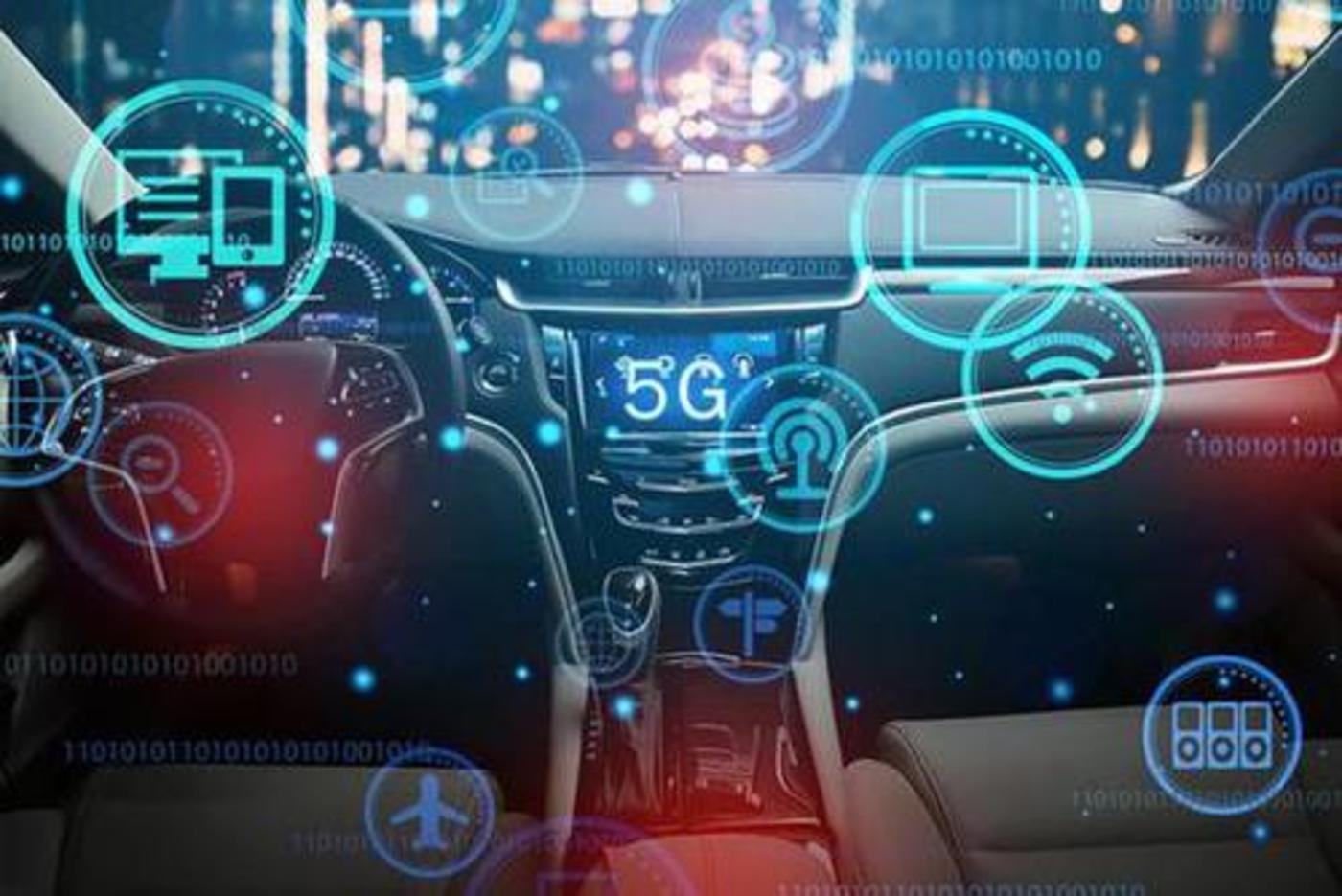 5G加持下的自动驾驶