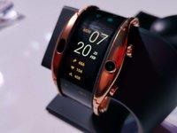 努比亚发布全球首款穿戴手机,搭载维信诺柔性屏,449欧元起售丨直击MWC