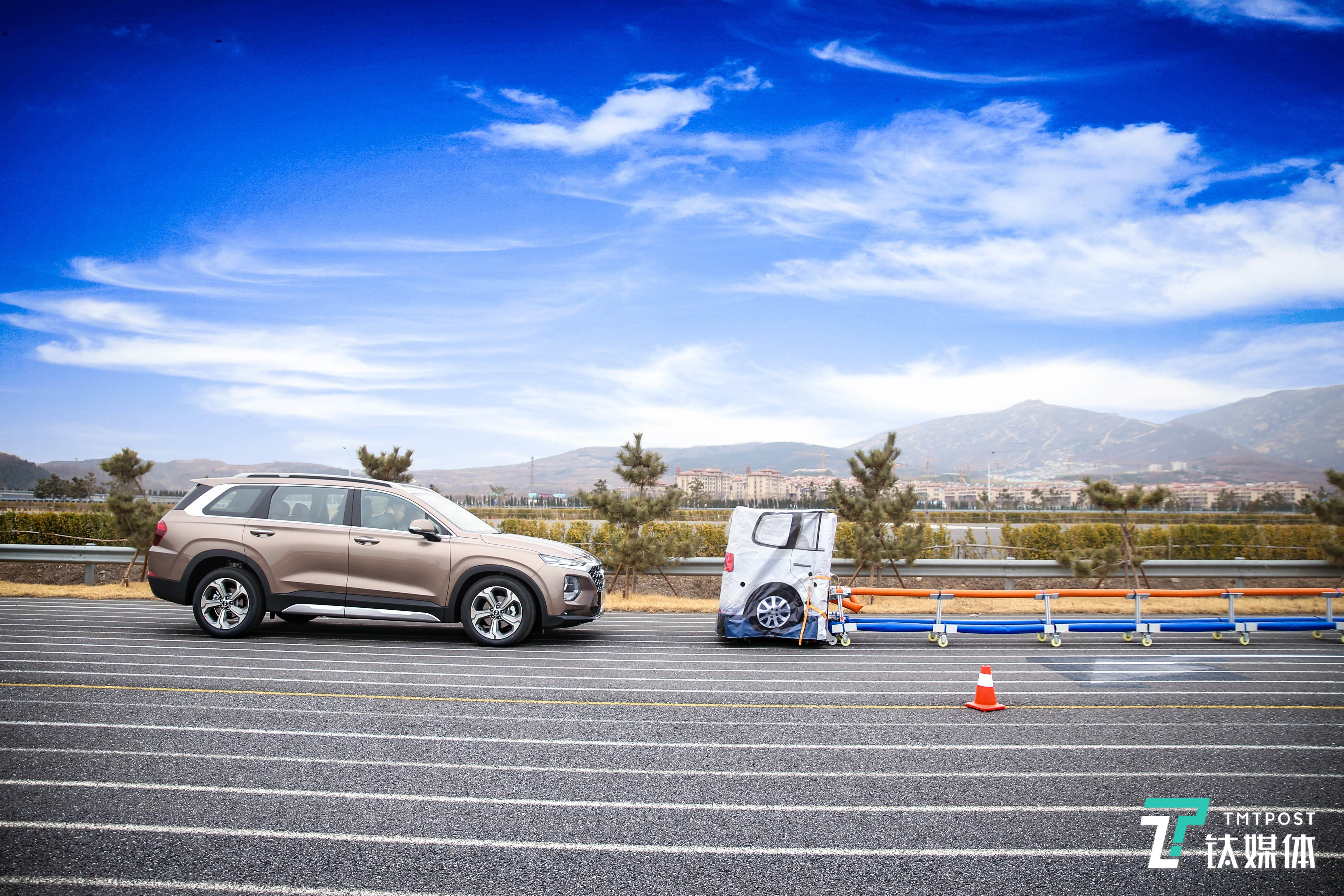 Hyundai Smart Sense智心合一系统