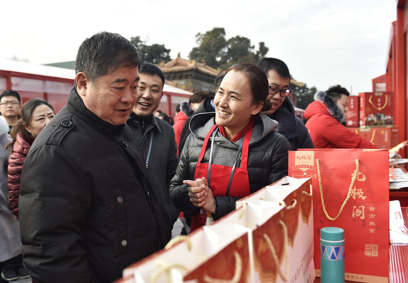 故宫博物院院长单霁翔,图片来源@视觉中国