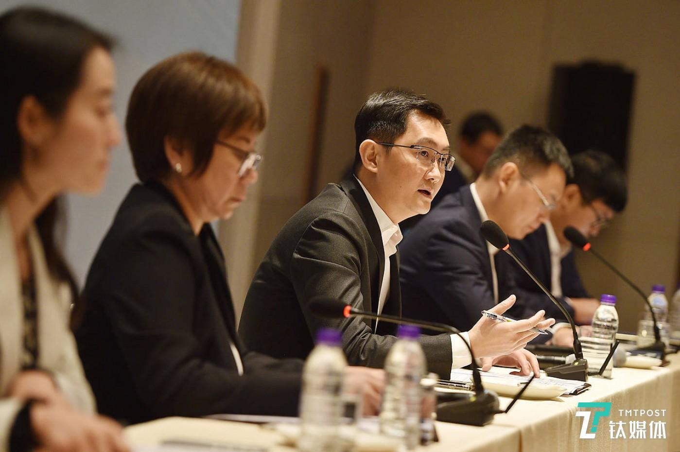 马化腾建言两会,提出产业、科研与社会民生等七大建议