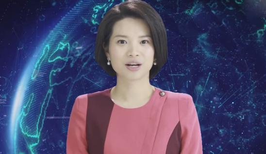 【钛媒体视频】中国首个AI合成女主播上岗