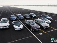 全面推动电气化进程,宝马6款混动车型日内瓦车展首发 | 一线车讯