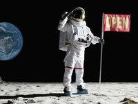 21世纪的月球淘金热
