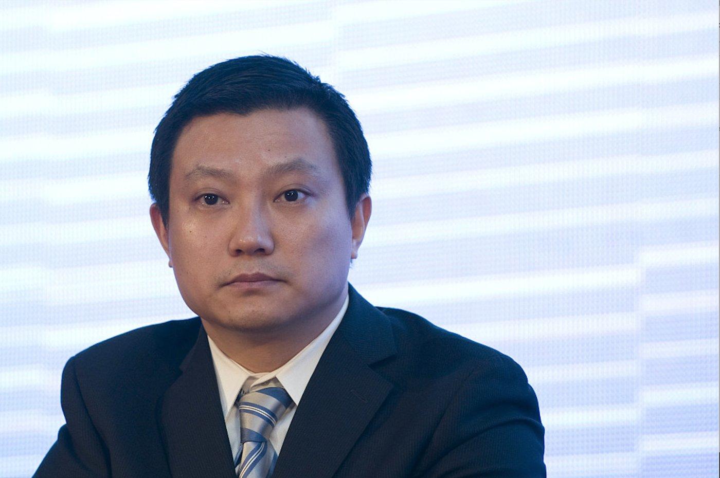 爱康国宾董事长、CEO张黎刚 来源:视觉中国