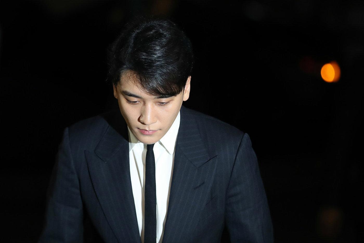 BIGBANg成员李胜利,图片来源@视觉中国