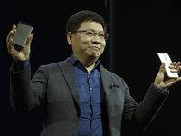 余承东:华为决不做家电,今年智能手机将做到世界第一 |直击AWE