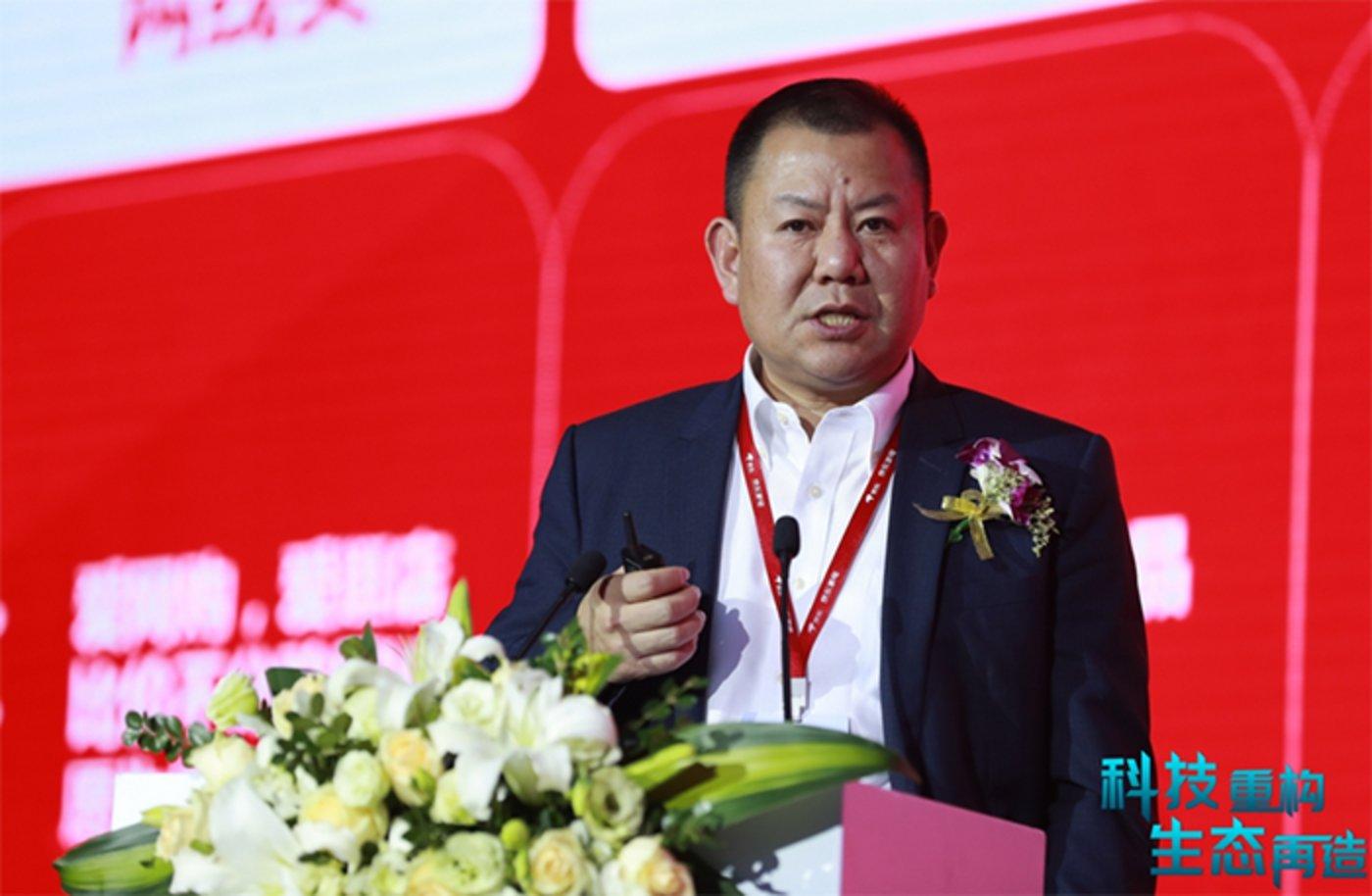 京东集团高级副总裁、3C电子及消费品零售事业群总裁 闫小兵先生
