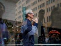 苹果CEO库克又来中国了:不在意专利数量或产品销量|钛快讯