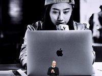 苹果惯性失灵