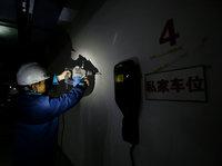 充电桩交付工程师:跑腿3星期,安桩3小时丨钛媒体影像《在线》