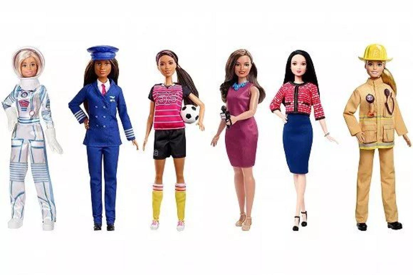 芭比娃娃为何没能在中国成功?