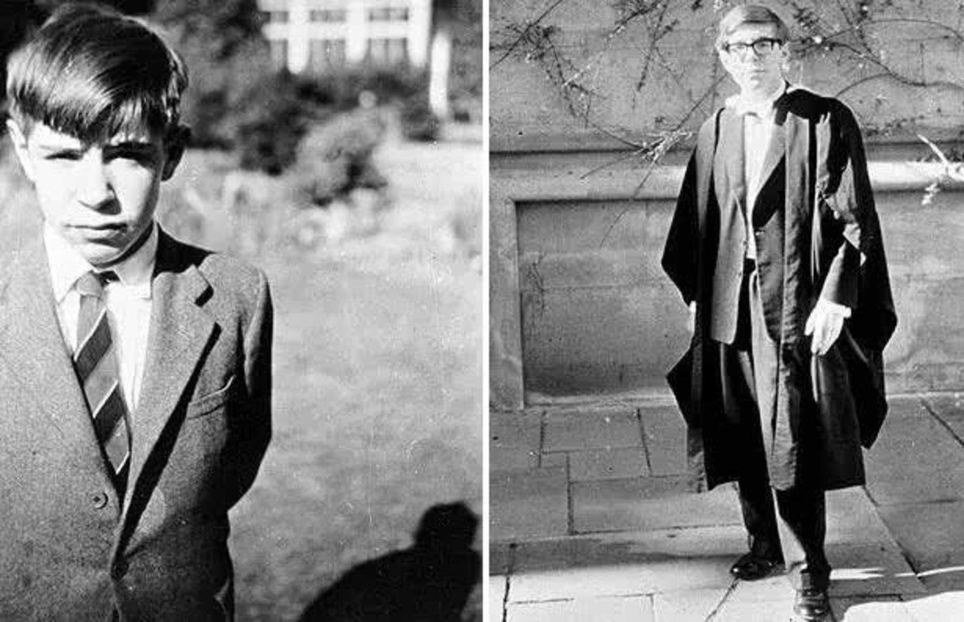 霍金去世一周年:一文看透他的光辉人生