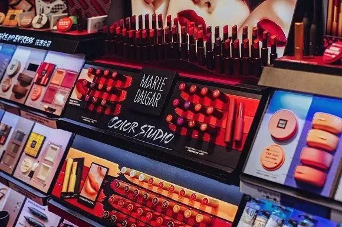 国货化妆品崛起进行时