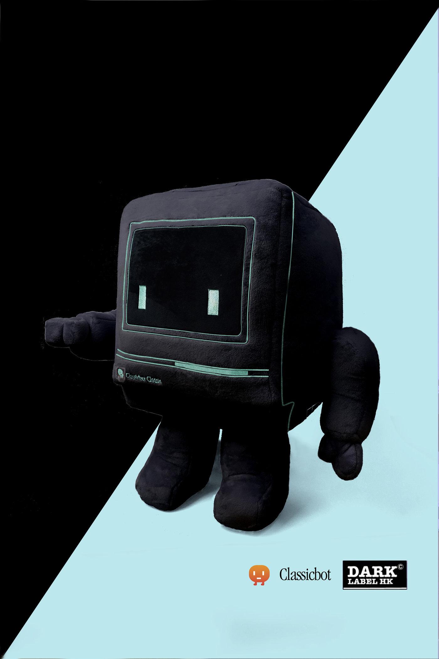 巨大布偶Classicbot Classic