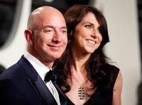 天价离婚:贝索斯保住全球首富,劈腿却遇最优雅前妻