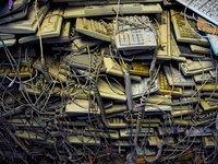 赛博朋克式炼狱:电子垃圾在印度